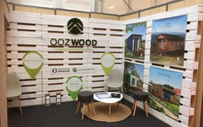 Oozwood au salon Atlantica – La Rochelle